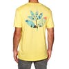 Magenta Miro Short Sleeve T-Shirt - Yellow