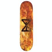 Sour Sourglass 8.25 Inch Skateboard Deck