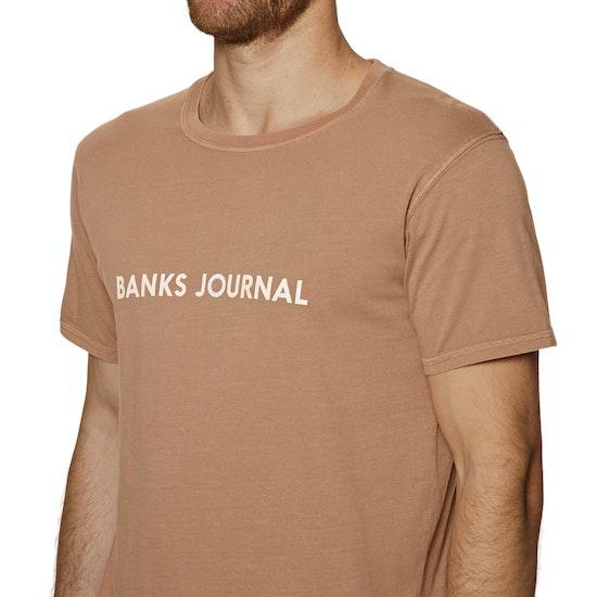 Banks Label Short Sleeve T-Shirt