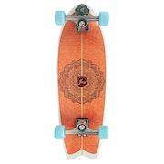YOW Huntington Beach High Performance Series Surfskate Skateboard