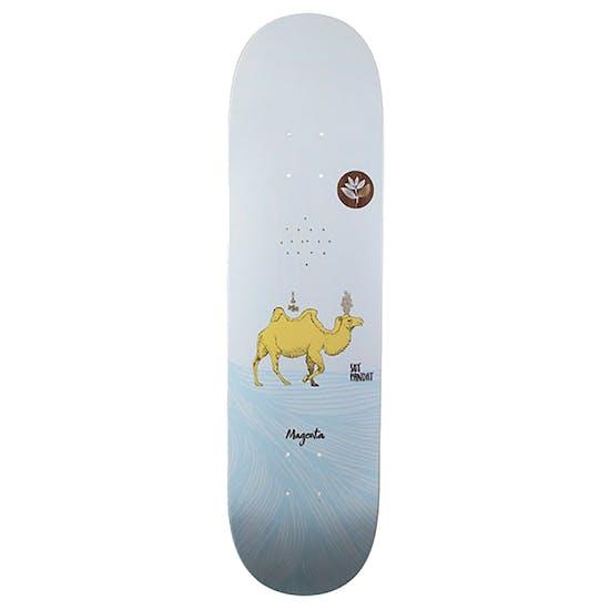 Magenta Dream Series Panday 8.25 Inch Skateboard Deck