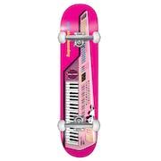 Enjoi Neon Keytar Fp Complete 7.5 Inch Kids Skateboard