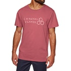 Channel Islands Hand Made Mens Short Sleeve T-Shirt