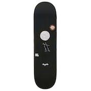 Magenta Dream Series Lannon 8.25 Inch Skateboard Deck
