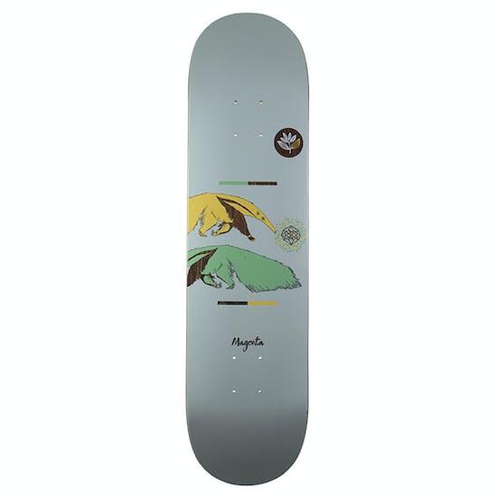 Magenta Ant Eater 7.75 Inch Skateboard Deck