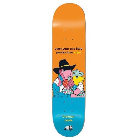 Enjoi My Little Pony 3rd Imp Light 8.25 Inch Skateboard Deck