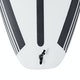 Channel Islands Black And White Spine-Tek Futures Thruster Surfboard