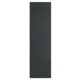 Grizzly Blank Skateboard Griptape - Black