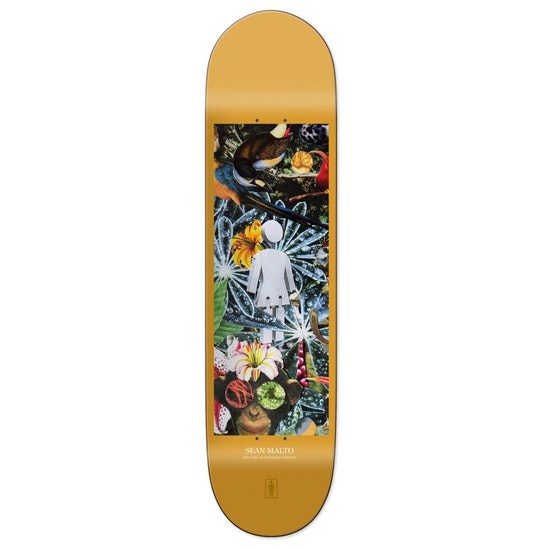Girl Jungle Sean Malto 8.125 inch Skateboard