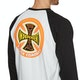 Independent Suspension Sketch Baseball Top Long Sleeve T-Shirt