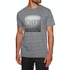 Reef Form Short Sleeve T-Shirt - Heather Grey