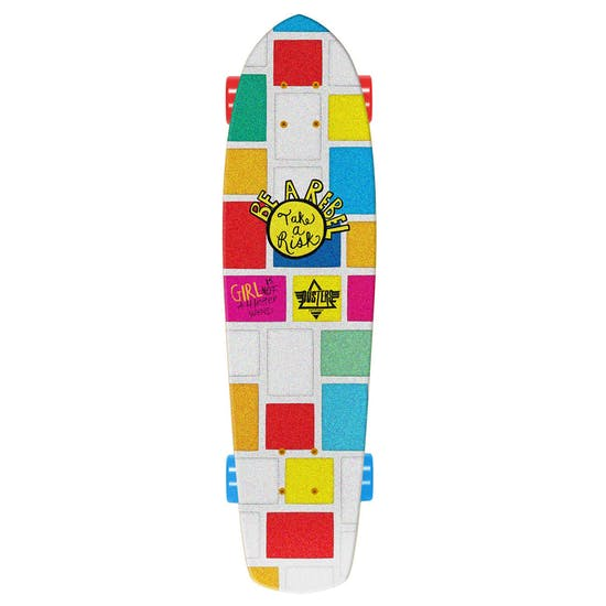 Dusters Girl Flower 31 Inch Cruiser