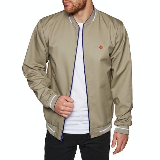 Magenta Reversible Jacket
