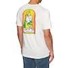 Katin K blend Short Sleeve T-Shirt - White