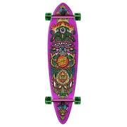 Santa Cruz Cruzer Pintail Devastator 39in Skateboard