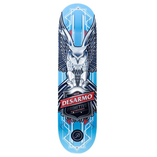 Primitive Wade Desarmo Owl Skateboard