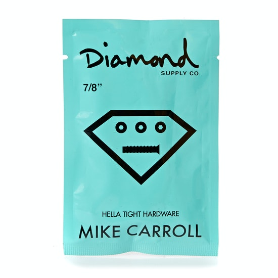Parafuso de Prancha de Skate Diamond Supply Co Carroll Pro 78 Hardware