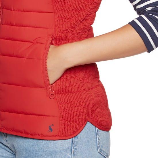 Joules Fallow Padded Womens Body Warmer