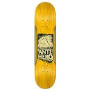 Anti Hero Hurricane Taylor 8.4 in Skateboard Plank