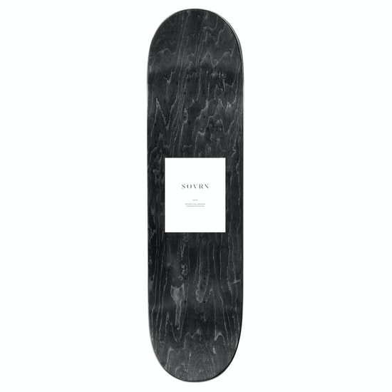 SOVRN Racines Walker Ryan 8.25 Inch Skateboard Deck