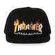 Boné Thrasher Flame Mag Snapback