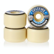 Spitfire Formula Four Wheels Conical 99DU Natural 53mm Skateboard Wheel