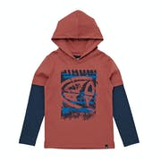 Animal Fargo Boys Long Sleeve T-Shirt