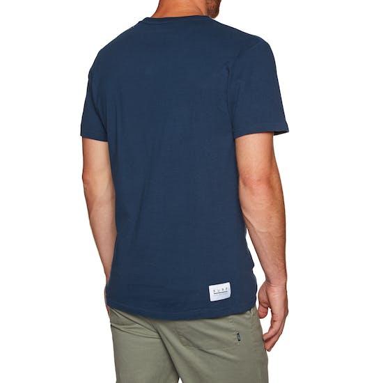 Surf Perimeters The Box Print Mens Short Sleeve T-Shirt
