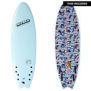Catch Surf Odysea Skipper Pro JOB Quad Surfboard