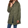 Joules Raine Mid Length Womens Waterproof Jacket - Grape Leaf