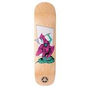 Welcome Twenty Eyes on Yung Nibiru 8.25 Skateboard-Deck