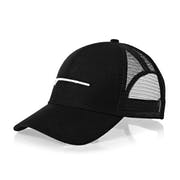 Surf Perimeters The Icon Hemp 6 Panel Trucker Mens Cap