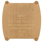 Nixon Time Tracker Watch