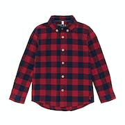 Joules Sark Linen Checked Shirt