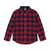 Joules Sark Linen Checked Shirt - Red Gingham