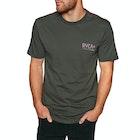 RVCA Squig Short Sleeve T-Shirt
