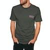 RVCA Squig Short Sleeve T-Shirt - Greyskull
