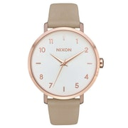 Nixon Arrow Leather Womens Watch
