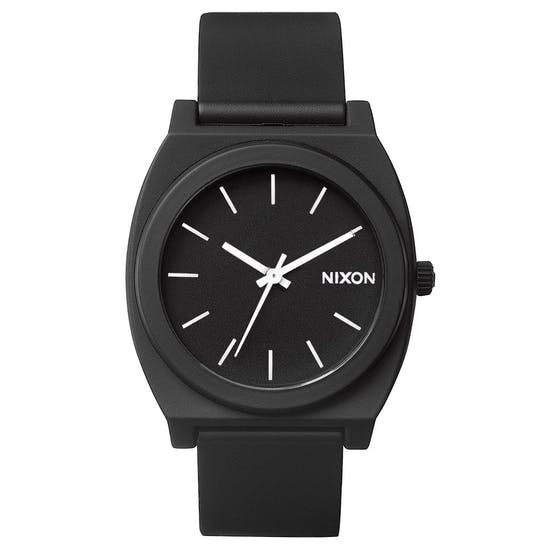 Nixon Medium Time Teller PU Ladies Watch