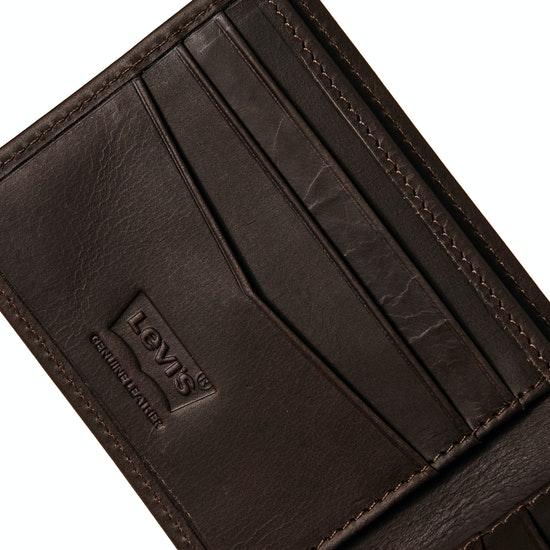 Levi's Oiled Batwing Bifold Wallet