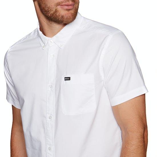 RVCA That'll Do Oxford Short Sleeve Shirt