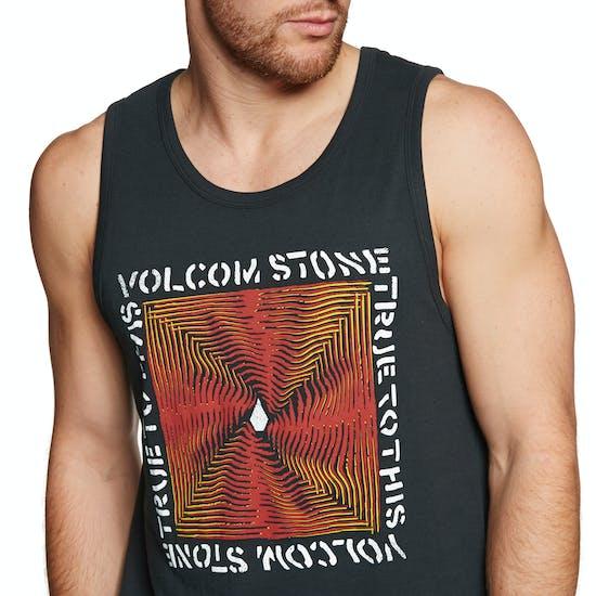 Volcom Stoneradiator Bsc Tank Vest
