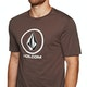 Volcom Crisp Stone Basic Short Sleeve T-Shirt