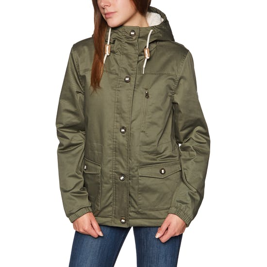 Animal Shortay Womens Jacket