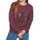 Volcom Sound Check Fleece Ladies Sweater