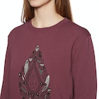 Volcom Sound Check Fleece Ladies Sweater