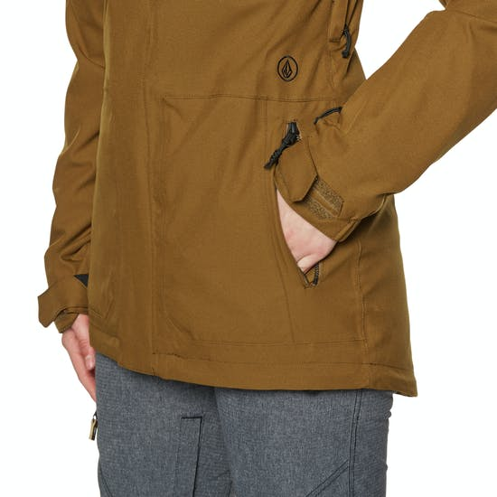 Volcom Shadow Insulated Womens Snow Jacket