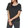 Volcom One Of Each Womens Short Sleeve T-Shirt - Black