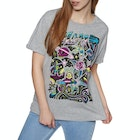 Volcom Stone Splif Ladies Short Sleeve T-Shirt