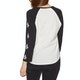 Volcom Pop Rocket Raglan Womens Long Sleeve T-Shirt